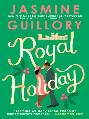 cover image of Royal Holiday